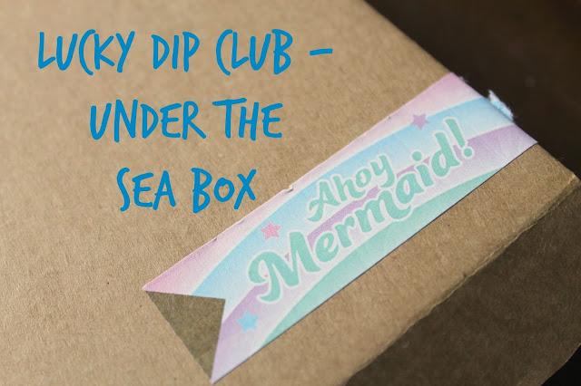 Mermaid subscription box
