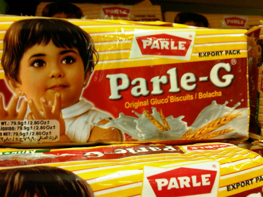 import export parle g