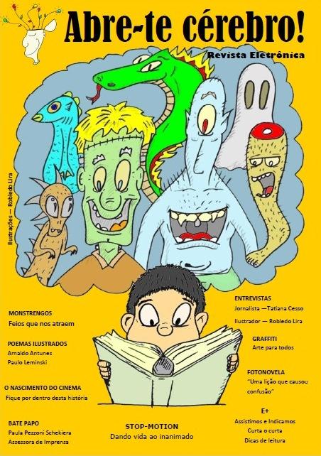 Clique na imagem e acesse a Revista Abre-te Cérebro! #1