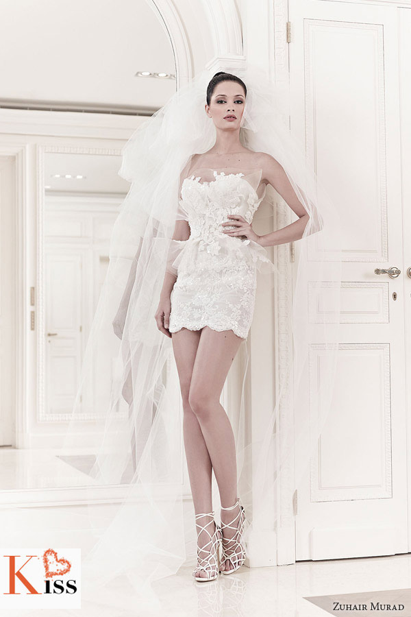 Zuhair Murad Wedding Dresses For Spring 2014