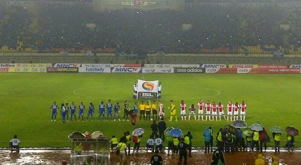 Persib Bandung Tahan Imbang Ajax Amsterdam 1-1