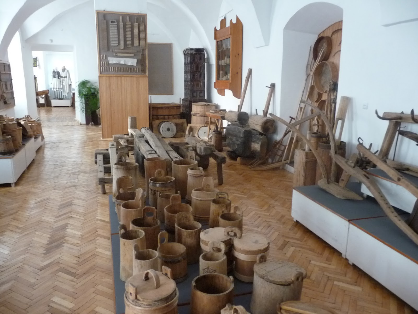 Самбір. Історико-етнографічний музей. Експонати