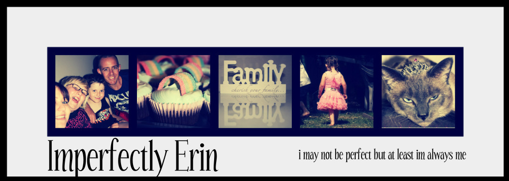 Imperfectly Erin
