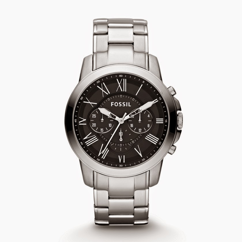 fossil watches for