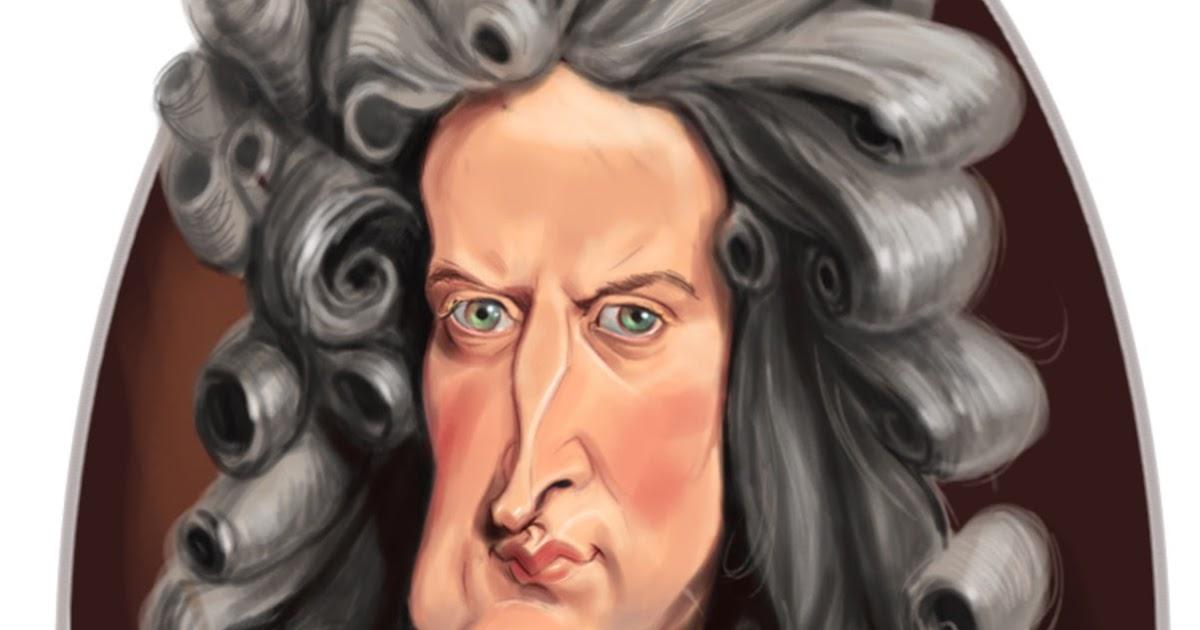 Art Of Petry Isaac Newton