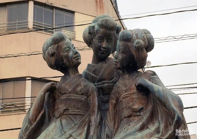 3 hakata sisters, Fukuoka