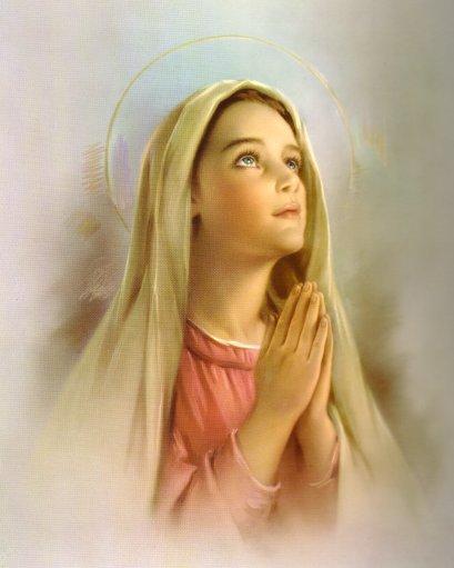 Resultado de imagem para Meditando a Ave-Maria
