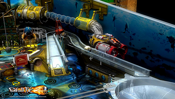 Pinball FX 2 - Screenshot 5