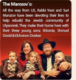 the marozov's