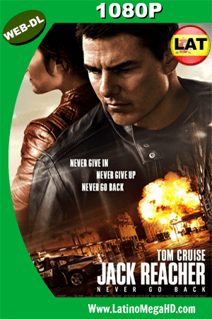 Jack Reacher: Sin regreso (2016) Latino HD WEB-DL 1080P ()