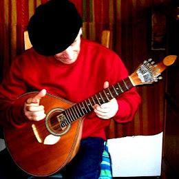 Guitarra ' portuguesa coimbra '