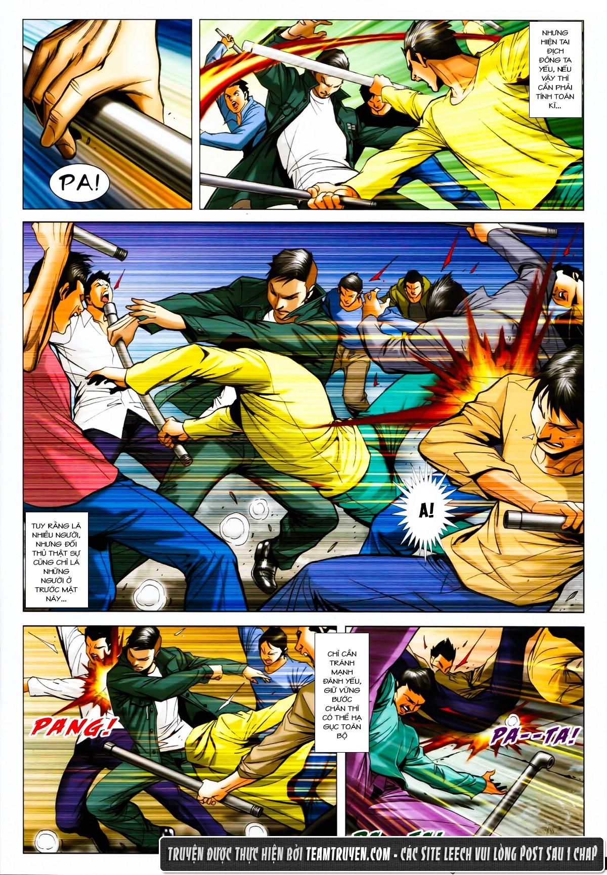 Người Trong Giang Hồ Chap 1590 - Next Chap 1591