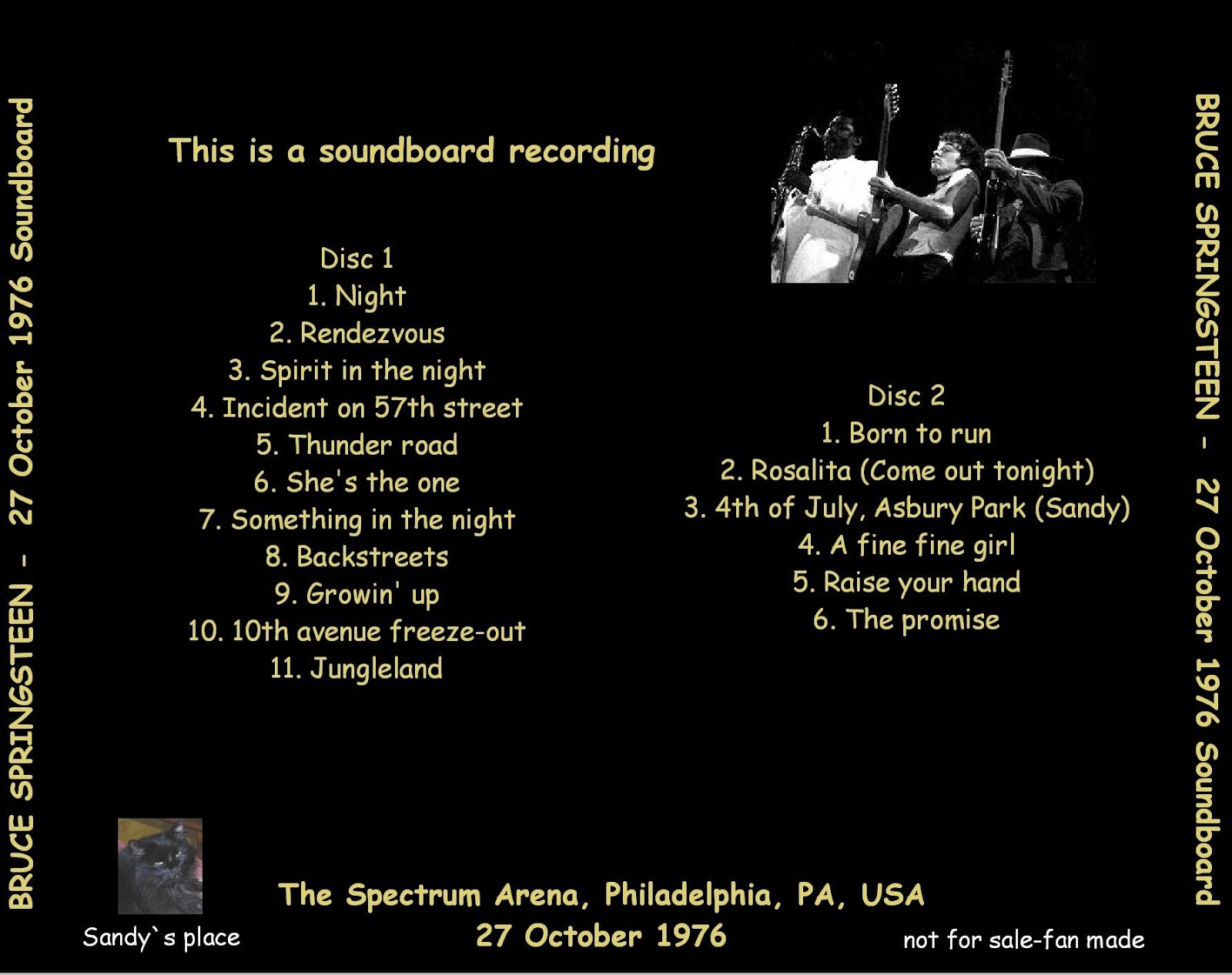 Plumdusty s page pink floyd 1975 06 12 spectrum theater philadelphia -  Soundboard Flac Spectrum