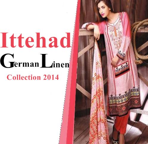 Ittehad German Linen 2014