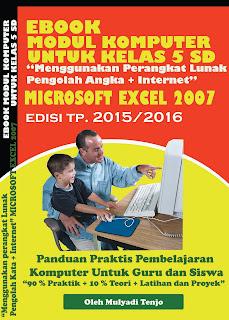 Modul TIK/Komputer SD Kelas 5 TP.2015/2016