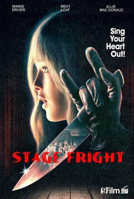 Stage Fright 2014 poster