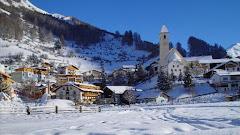 Wander- und Motorradhotel Traube Post im Winter