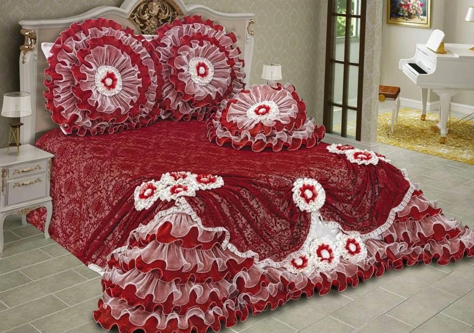yurtdışı için yatak örtüleri - fantazi çılgın model yatak örtüleri toptan satıcıları