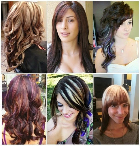 30 Ideas to Change Your Look With Hair Highlights