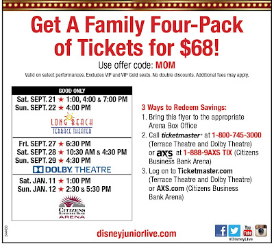 disney junior live discount