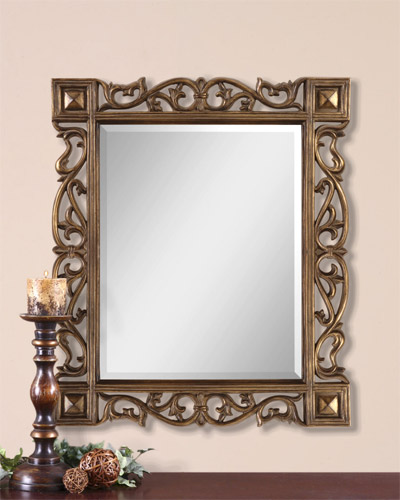 elegance of living mirror designs