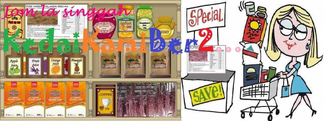 Jom Singgah ke KedaiKamiBer2