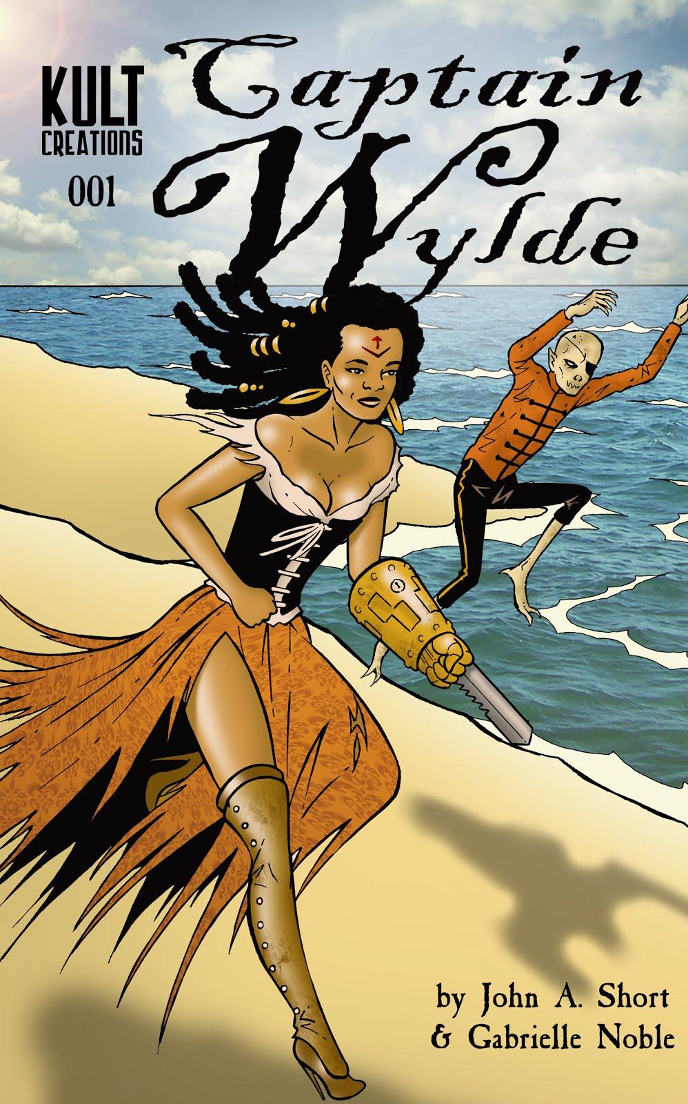 Buy CAPTAIN WYLDE 001 Digital version below!