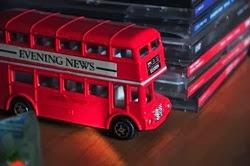 Ein Bus...