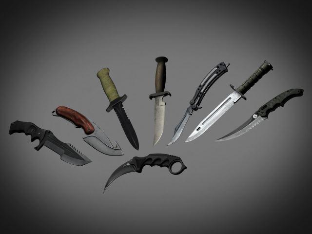 Скины для ножей в кснтакте - d33f