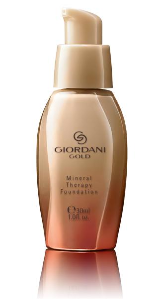 Bases Cor Mineral Therapy Giordani Gold da Oriflame