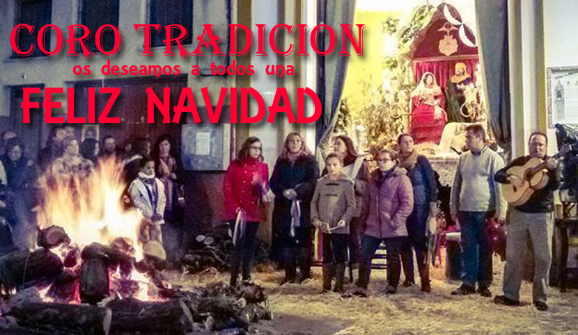 """Coro """"TRADICIÓN"""""""
