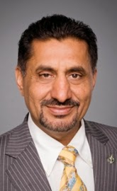 The Honourable Bal Gosal, Minister of State (Sport).