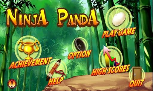 Ninja Pandas Game Ninja Panda