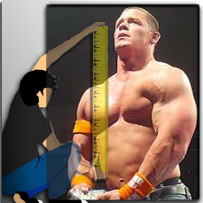 John Cena Height - How Tall