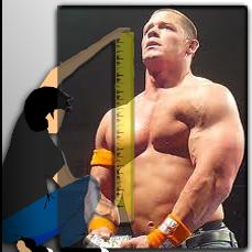 John Cena Height - How Tall