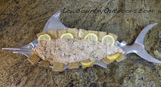 Lowcountry outdoors smoked marlin recipe for Marlin fish recipes