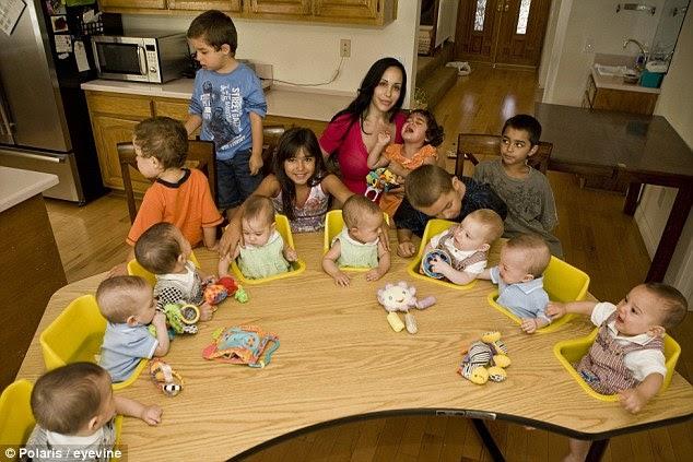 Bayi Melahirkan Bayi Melahirkan Delapan Bayi