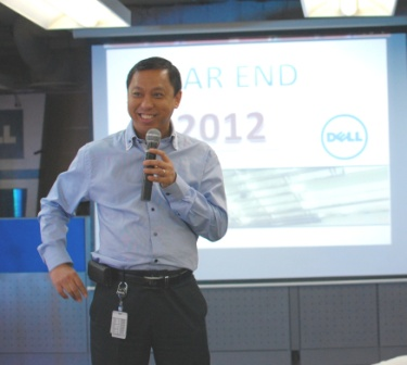 Mr. Richard Teo, Dell Philippines President