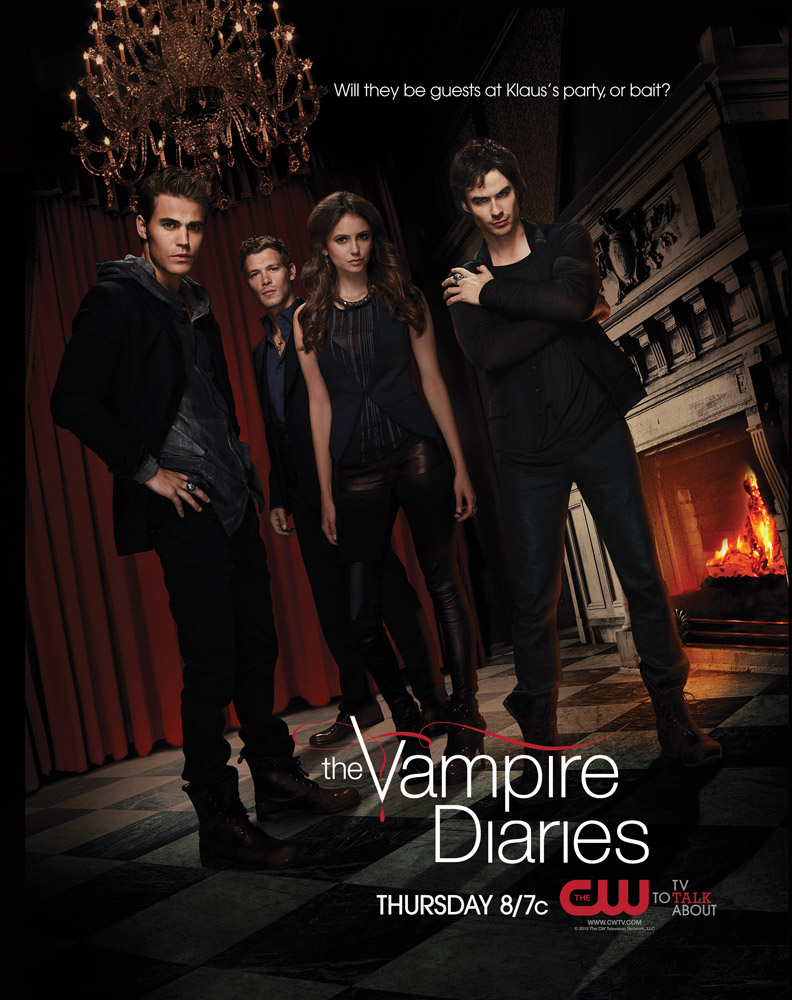 Vampire Diaries 4a temporada Poster 02 Baixar The Vampire Diaries [S04E09] 4x09   O Come, All Ye Faithful   AVI + RMVB Legendado