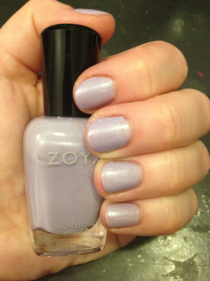 Zoya, Zoya nail polish, Zoya nail lacquer, Zoya Lovely Collection, Zoya Spring 2013 Lovely Collection, Zoya Julie, Zoya nail polish swatches, Zoya swatches, swatches, nail polish swatches, nail polish collection