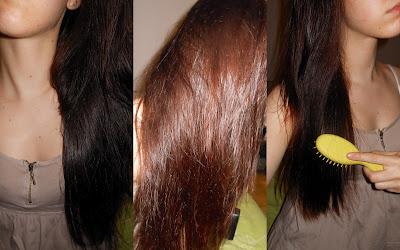 Si beurrer les cils pour les cheveux