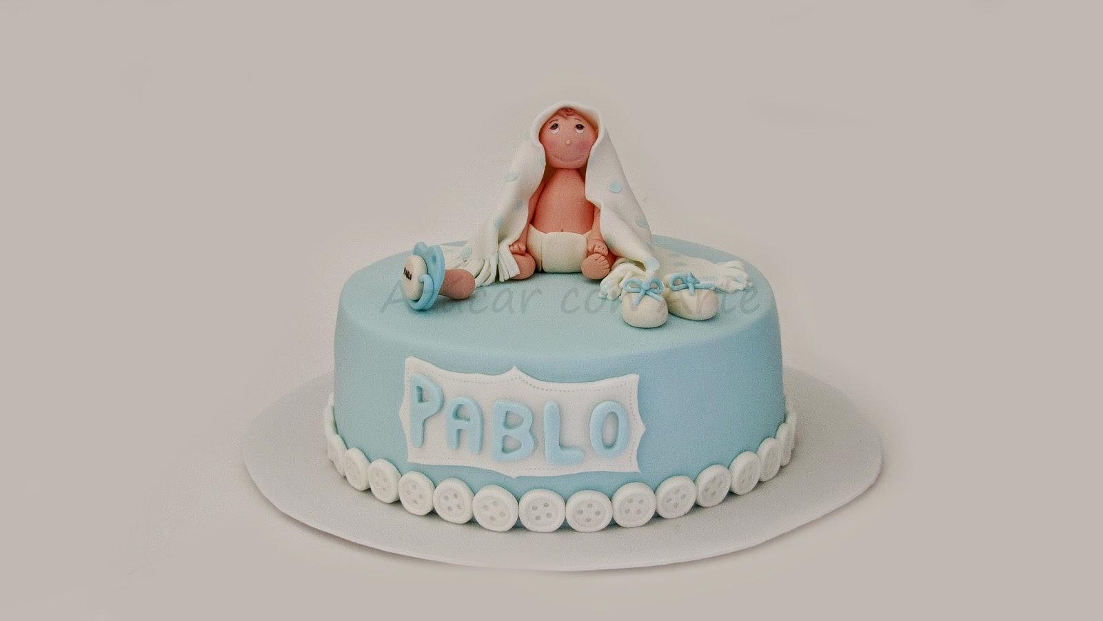 tarta bautizo, baby cake, tarta sin gluten, gluten free cake| azucar con arte