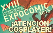 expocomic 2015 cosplay