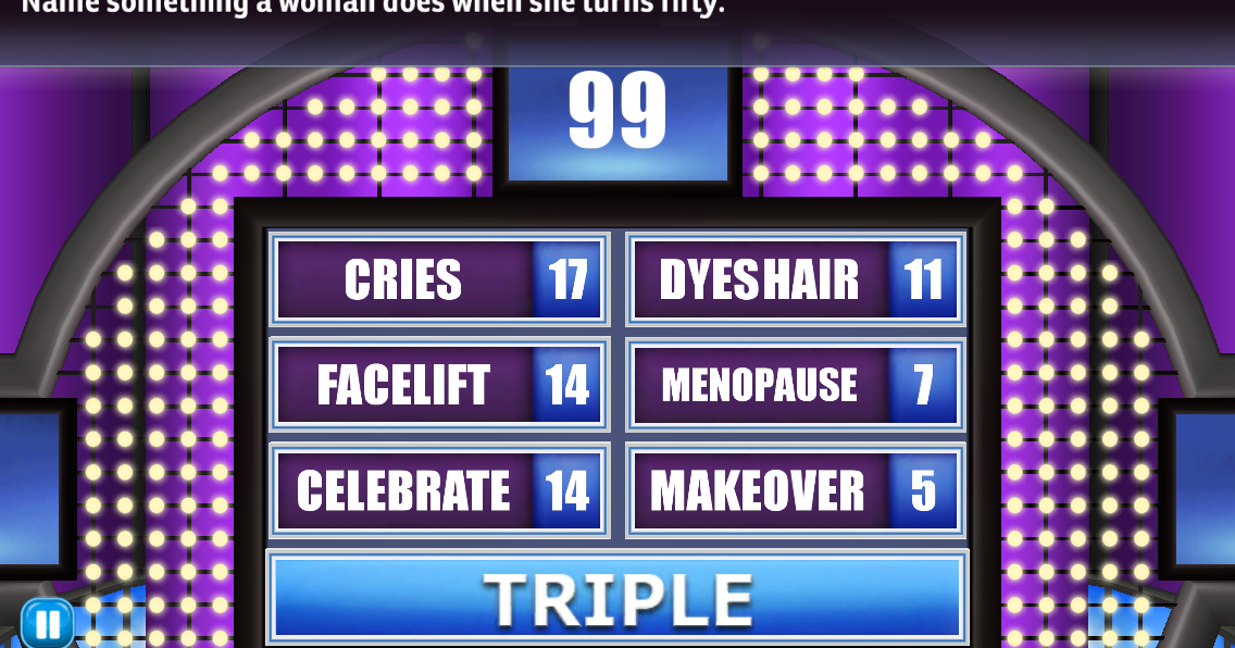 how to play family feud 2 with friends