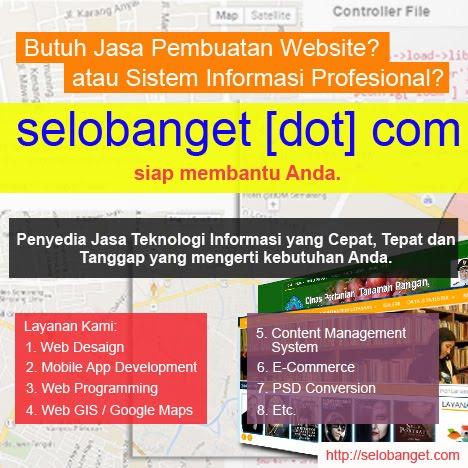 Selobanget [dot] com