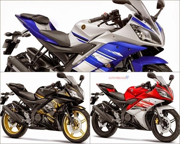 Daftar Harga Kredit Motor Yamaha Vixion