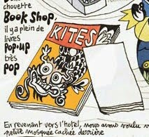 Pop-up books...