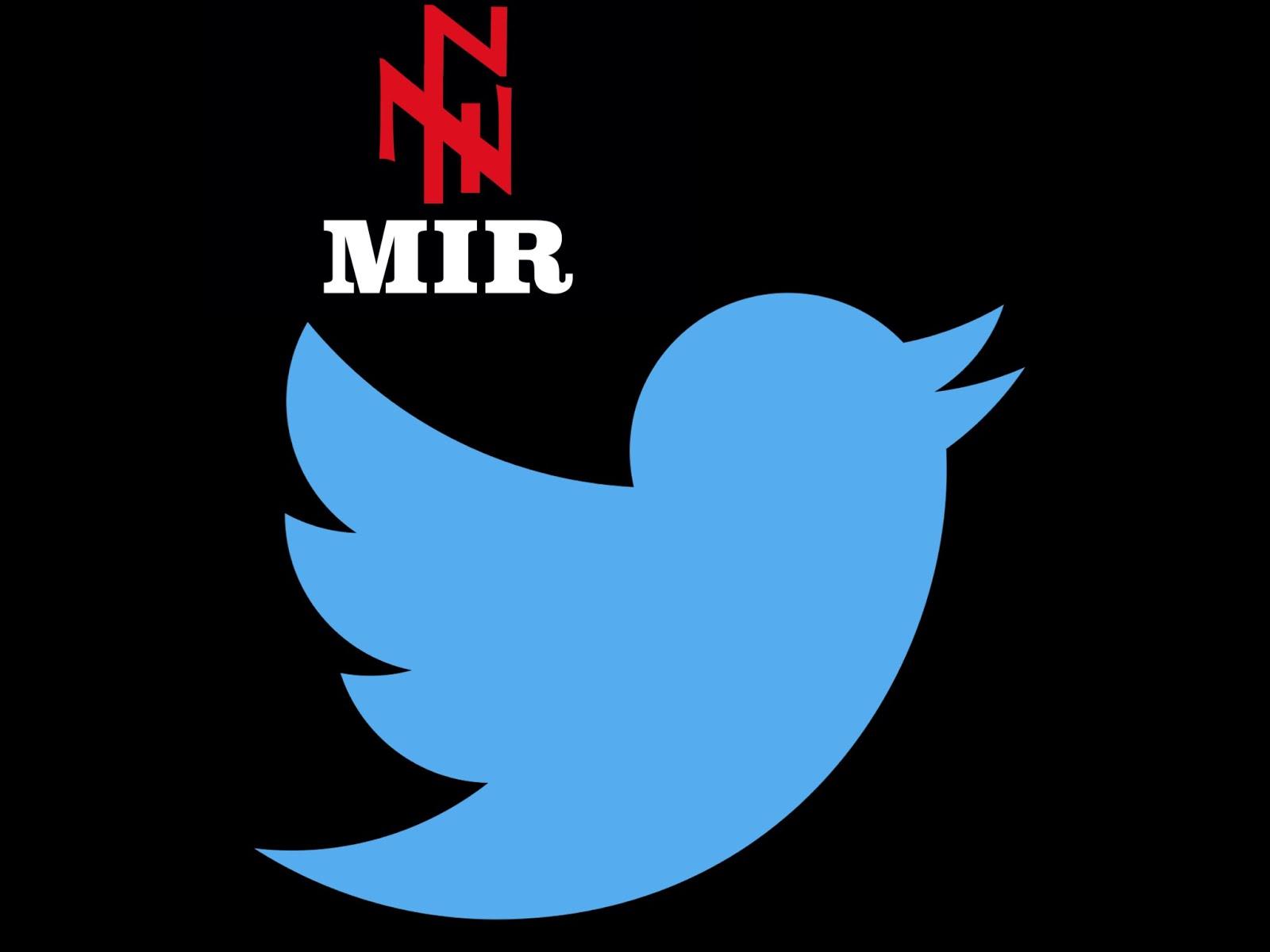 Follow The Daily RedBeard on Twitter