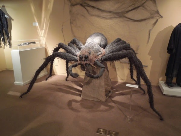 Harry Potter Chamber of Secrets Aragog spider prop