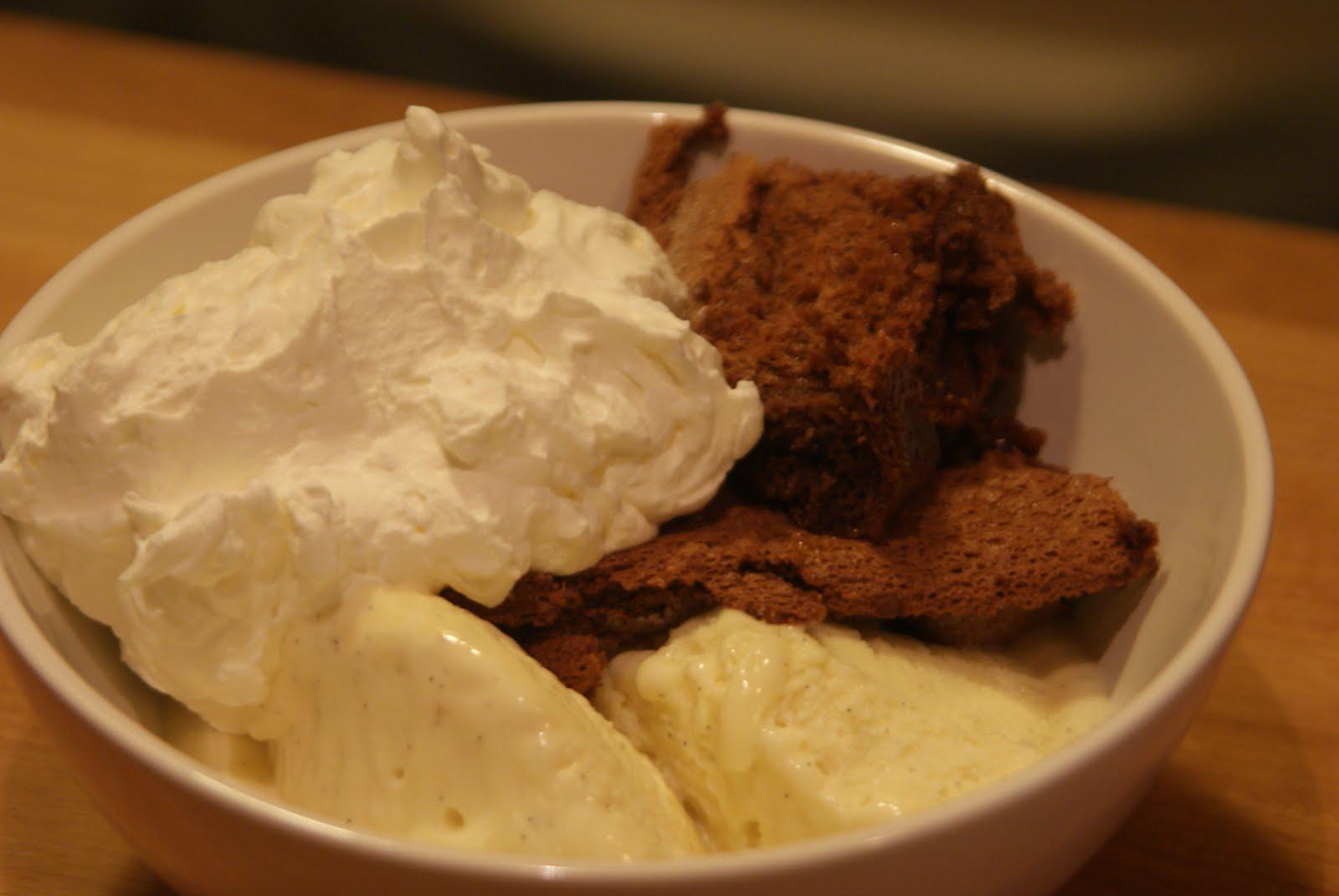Bitter... Party of One: Vanilla Ice Cream